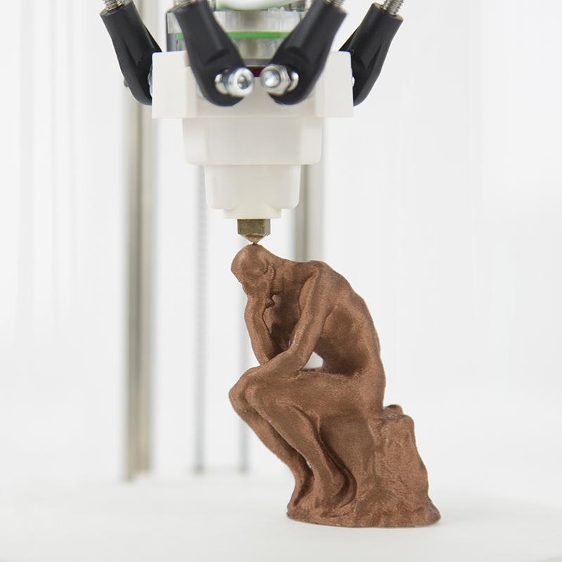 เส้นใยพลาสติก PLA เครื่องพิมพ์ 3D ALTA FILAMENT