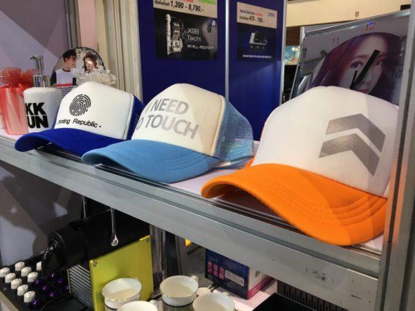 เครื่องสกรีนหมวก หมวกสกรีน เครื่องรีดร้อน อุปกร 4in1 เครื่องรีดหมวก