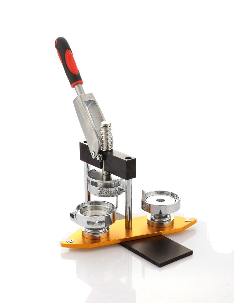 เครื่องทำเข็มกลัด เครื่องปั้มเข็มกลัด เข็มกลัด สกรีนเข็มกลัด ปั้มเข็มกลัด
