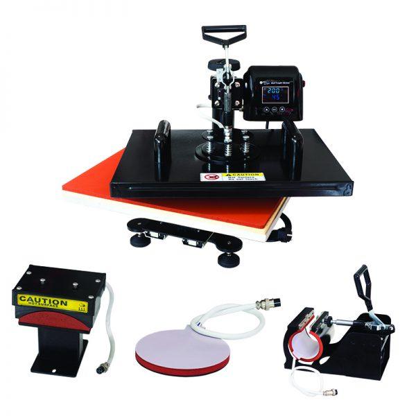 heat press เครื่องกสรีน heat transfer Machine เครื่องรีดร้อย