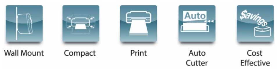 TM-T82 เครื่องพิมพ์ ,เครื่องพิมพ์ใบเสร็จ