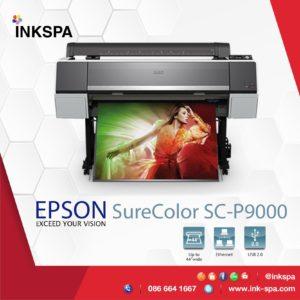 Epson SC-P9000, เครื่องพิมพ์ภาพ, เครื่องพิมพ์เอปสัน,เครื่องพิมพ์เสื้อ
