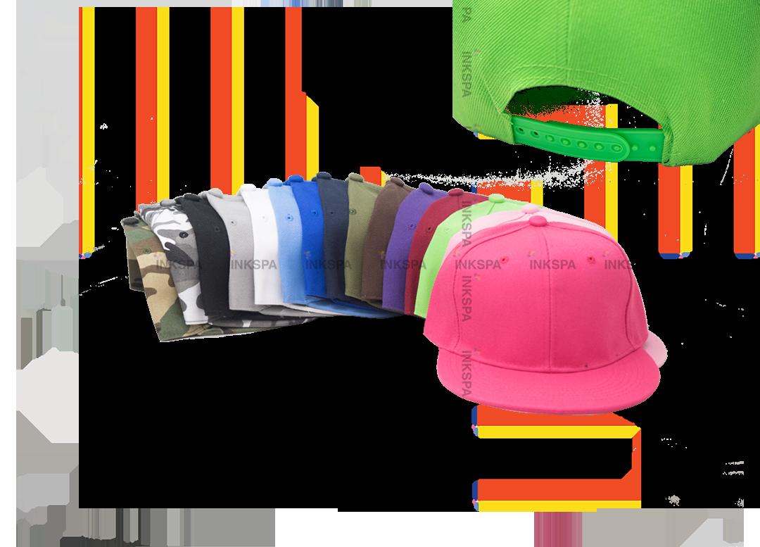 หมวกฮิปฮอป หมวกสีพื้น หมวกสำหรับสกรีน หมวกฮิปฮอปสำหรับสกรีน หมวกฮิปฮอปสีพื้น หมวกแฟชั่น