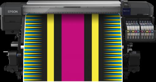 Epson F9430H, Sublimation Printer, เครื่องพิมพ์ Epson, เครื่องพิมพ์สีสะท้อนแสง, เครื่องสกรีนเสื้อ, เครื่องพิมพ์เสื้อ, เสื้อสีสะท้อนแสง, เครื่องพิมพ์สีสะท้อนแสง epson f9430H เครื่องโรล