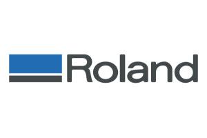 roland, logo, โลโก้, เครื่องสกรีนเสื้อ เครื่องพิมพ์เสื้อ เครื่องรีด