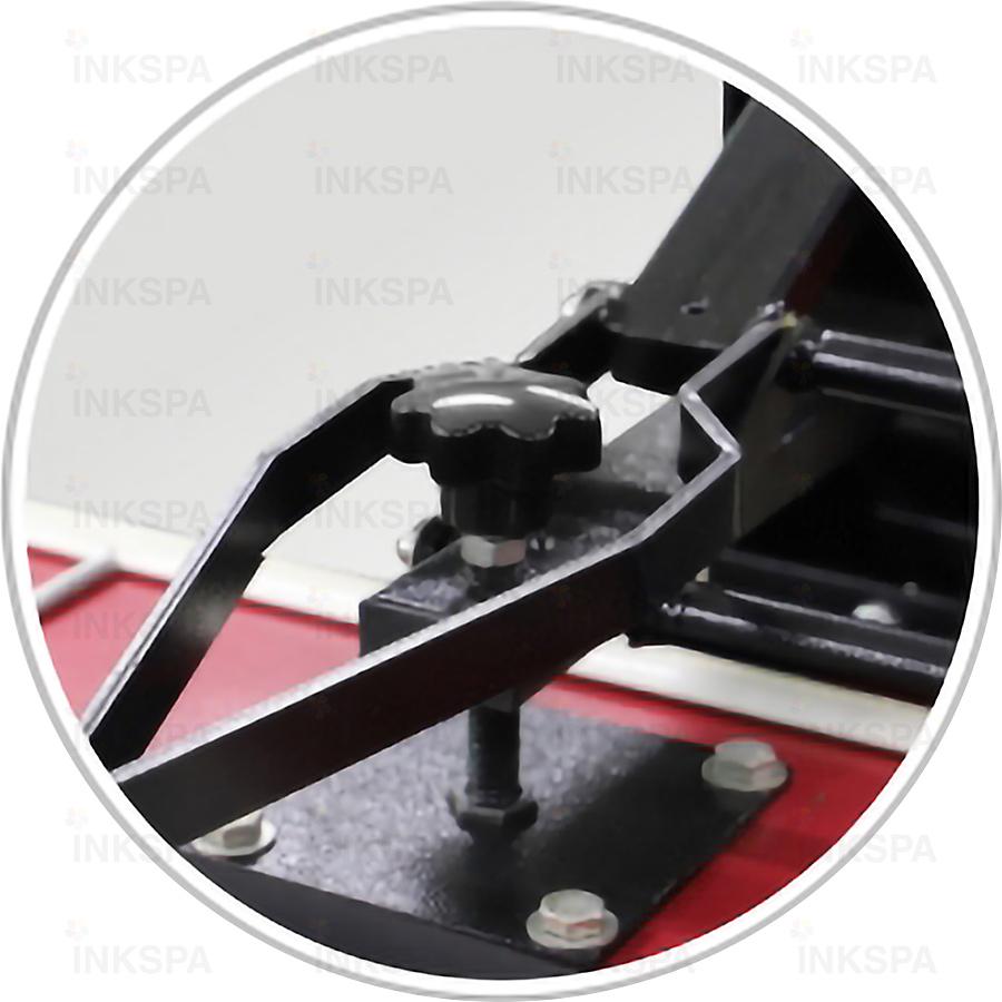 เครื่องสกรีน เครื่องสกรีนสายคล้องคอ เครื่องรีดร้อน เครื่องรีดสายคล้องคอ
